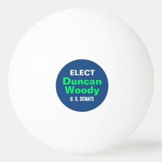 DUNCAN WOODY Ping-Pong Ball