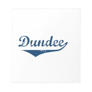 Dundee Notepad