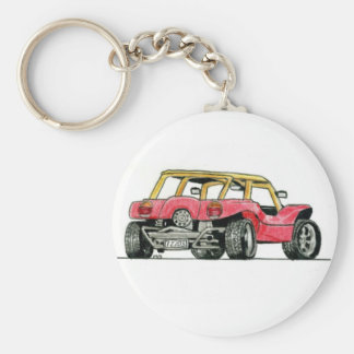 Dune Buggy Keychain
