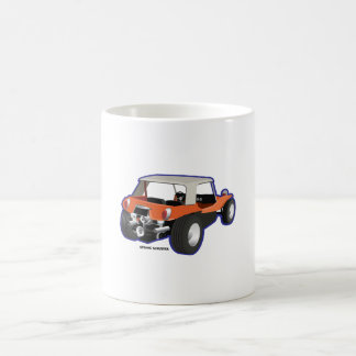 Dune Buggy Manx Coffee Mug