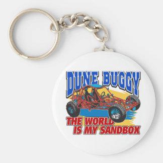 Dune Buggy Sandbox Key Ring