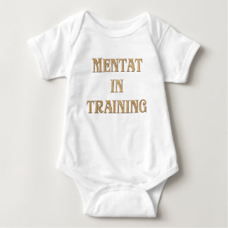 Dune Mentat In Training Baby Bodysuit