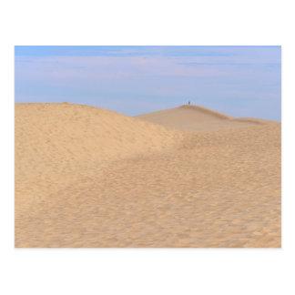 Dune of Pilat in France Postcard