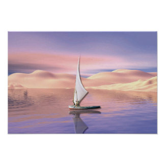 Dune Sail Poster