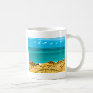 Dunes and Ocean Jericoacoara Brazil Coffee Mug
