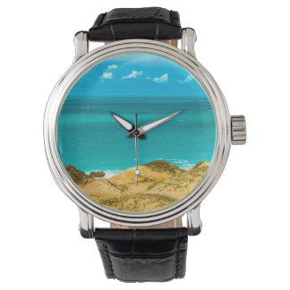 Dunes and Ocean Jericoacoara Brazil Watch