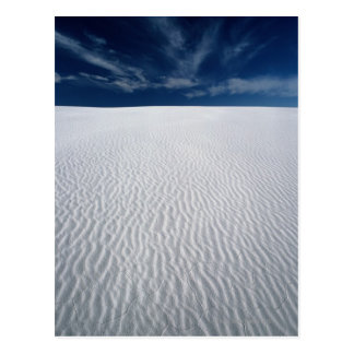 Dunes in White Sands National Monument Postcard