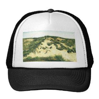 Dunes Vincent van Gogh Mesh Hat