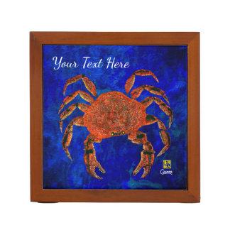Dungeness Crab - Desk Organizer