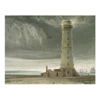 Dungeness Lighthouse, from 'A Voyage Around Great Postcard