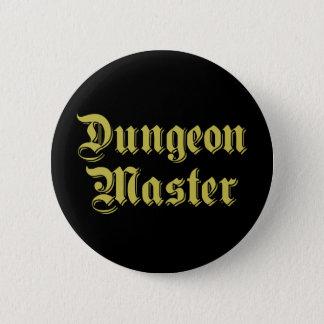 Dungeon Master 6 Cm Round Badge