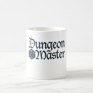 Dungeon Master. Coffee Mug