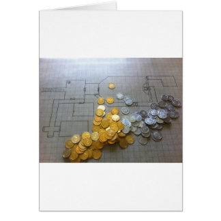 Dungeon Treasure Card