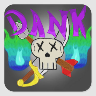 Dungeons and Dankness Sticker