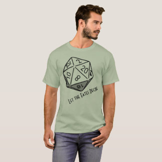 Dungeons & Dragons: Let the Fates Decide T-Shirt