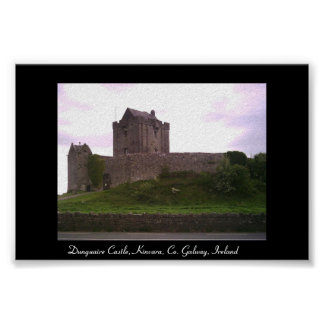 Dunguaire Castle, Kinvara, Co... Poster