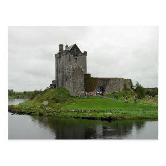 Dunguaire Castle Postcard