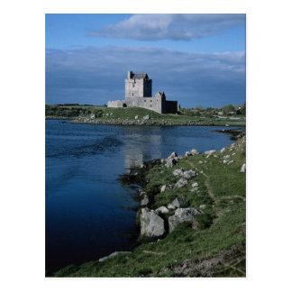 Dunguire Castle, near Galway, Ireland Postcard