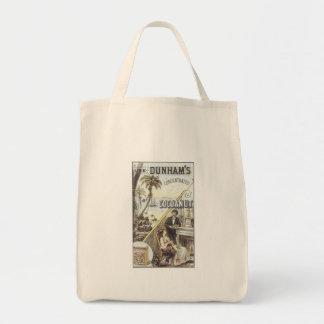 Dunhams Cocoanut Canvas Bags