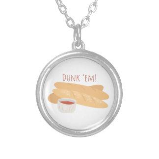 Dunk 'Em! Custom Necklace