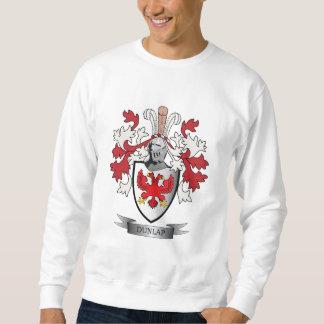Dunlap Family Crest Coat of Arms Sweatshirt