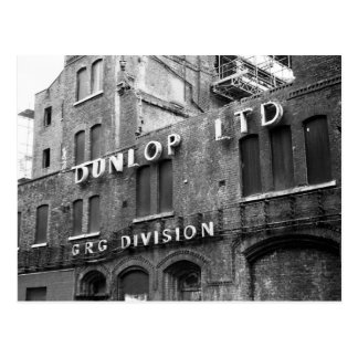 Dunlop Building, Manchester Postcard