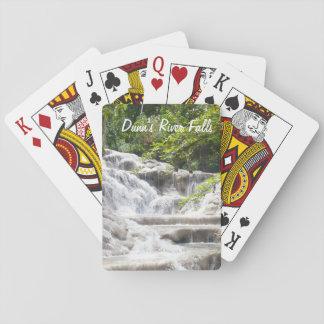 Dunn's River Falls photo Card Deck