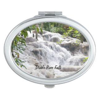 Dunn's River Falls photo Vanity Mirrors