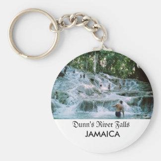 Dunn's River Falls Key Ring