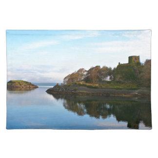 Dunollie Castle, Oban, Scotland Placemat