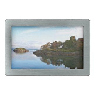 Dunollie Castle, Oban, Scotland Rectangular Belt Buckles