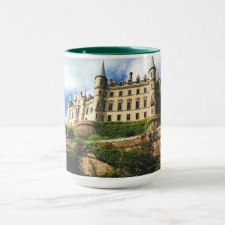 Dunrobin Castle Scotland Custom Combo Mug