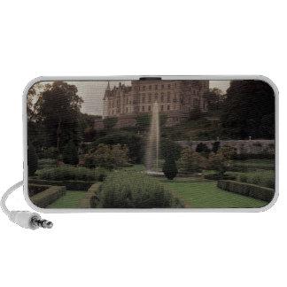 Dunrobin Castle, Scotland Travelling Speakers