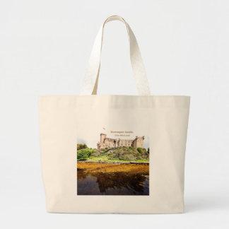 Dunvegan Castle Large Tote Bag