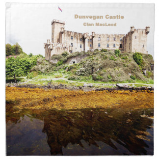 Dunvegan Castle Napkin