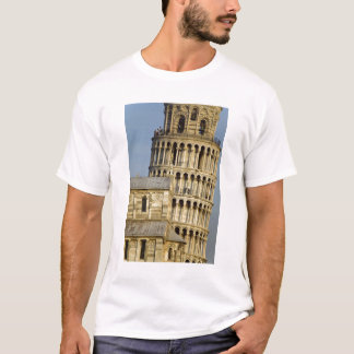 Duomo and Leaning Tower, Pisa, Tuscany, Italy T-Shirt