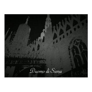 Duomo di Siena Postcard