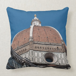 Duomo in Florence Italy Cushion