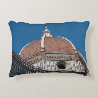Duomo in Florence Italy Decorative Cushion