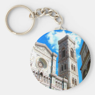 Duomo in Florence, Italy Keychain
