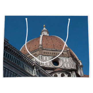Duomo in Florence Italy Large Gift Bag