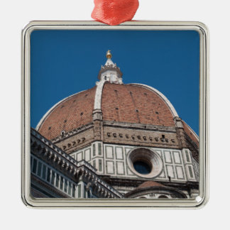Duomo in Florence Italy Metal Ornament