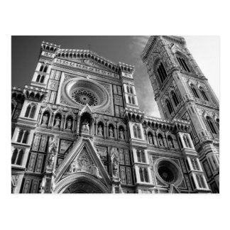 Duomo in Florence, Italy Postcard