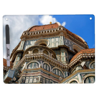 Duomo, in Florence, Tuscany, Italy Dry Erase Board With Key Ring Holder