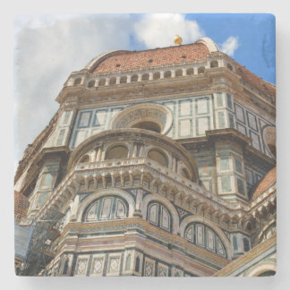 Duomo, in Florence, Tuscany, Italy Stone Coaster