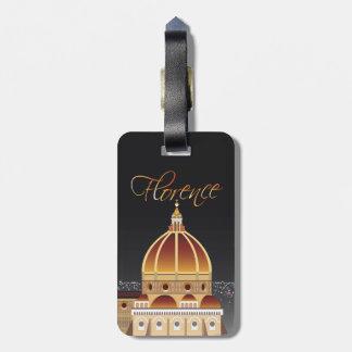Duomo Luggage Tag