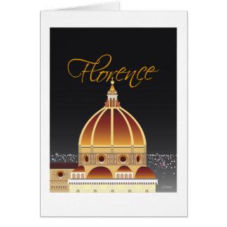 Duomo note card