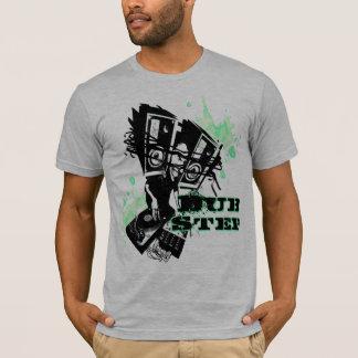 DupStep Splatter DJ T-Shirt