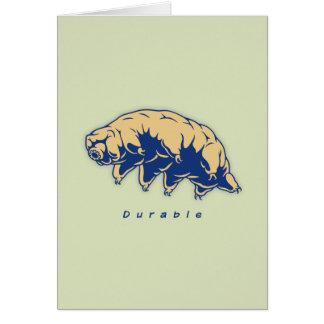 Durable - Tardigrade Card