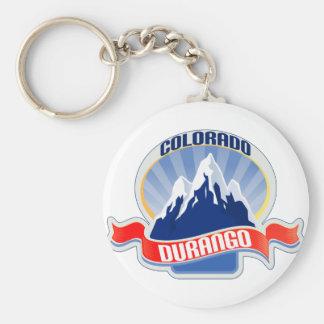 Durango Colorado Key Chain